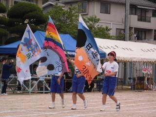 生徒の活動の様子 | 福山市立芦...